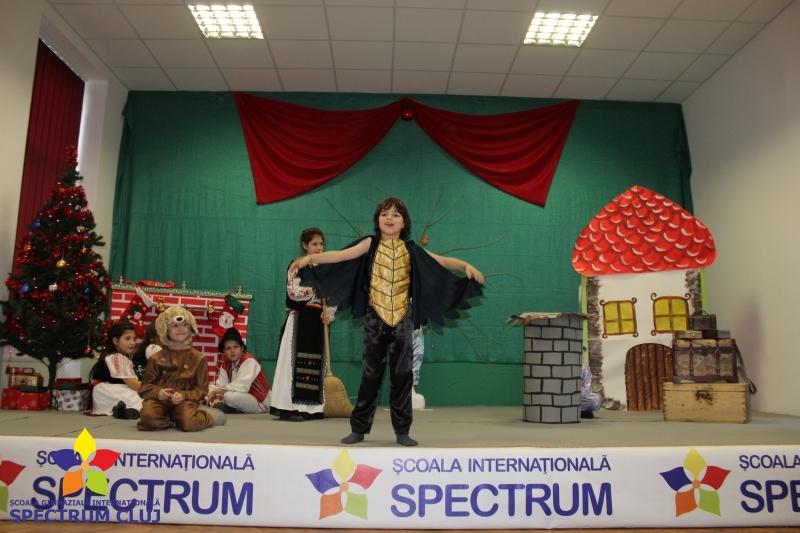 Winter Show – Clasa a III-a