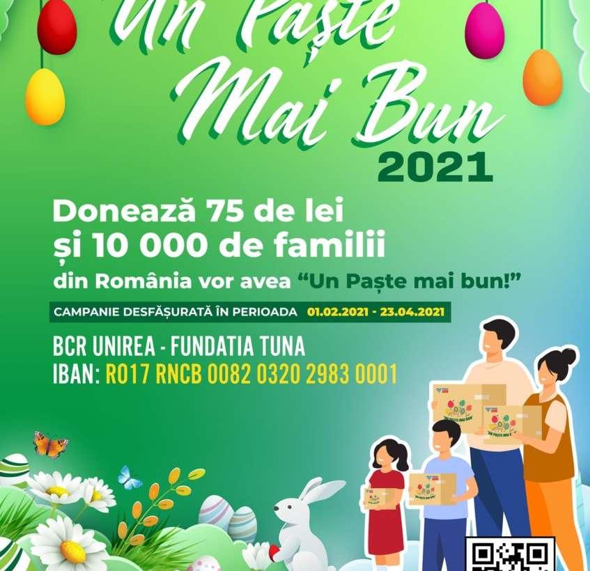 Un Paște Mai Bun 2021
