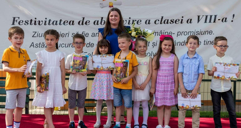 Festivitatea de premiere, an școlar 2020-2021