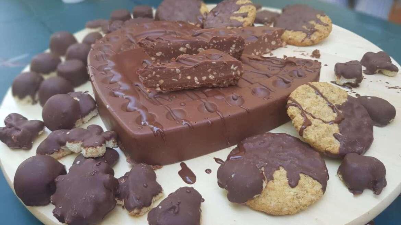 Despre dulciuri sănătoase