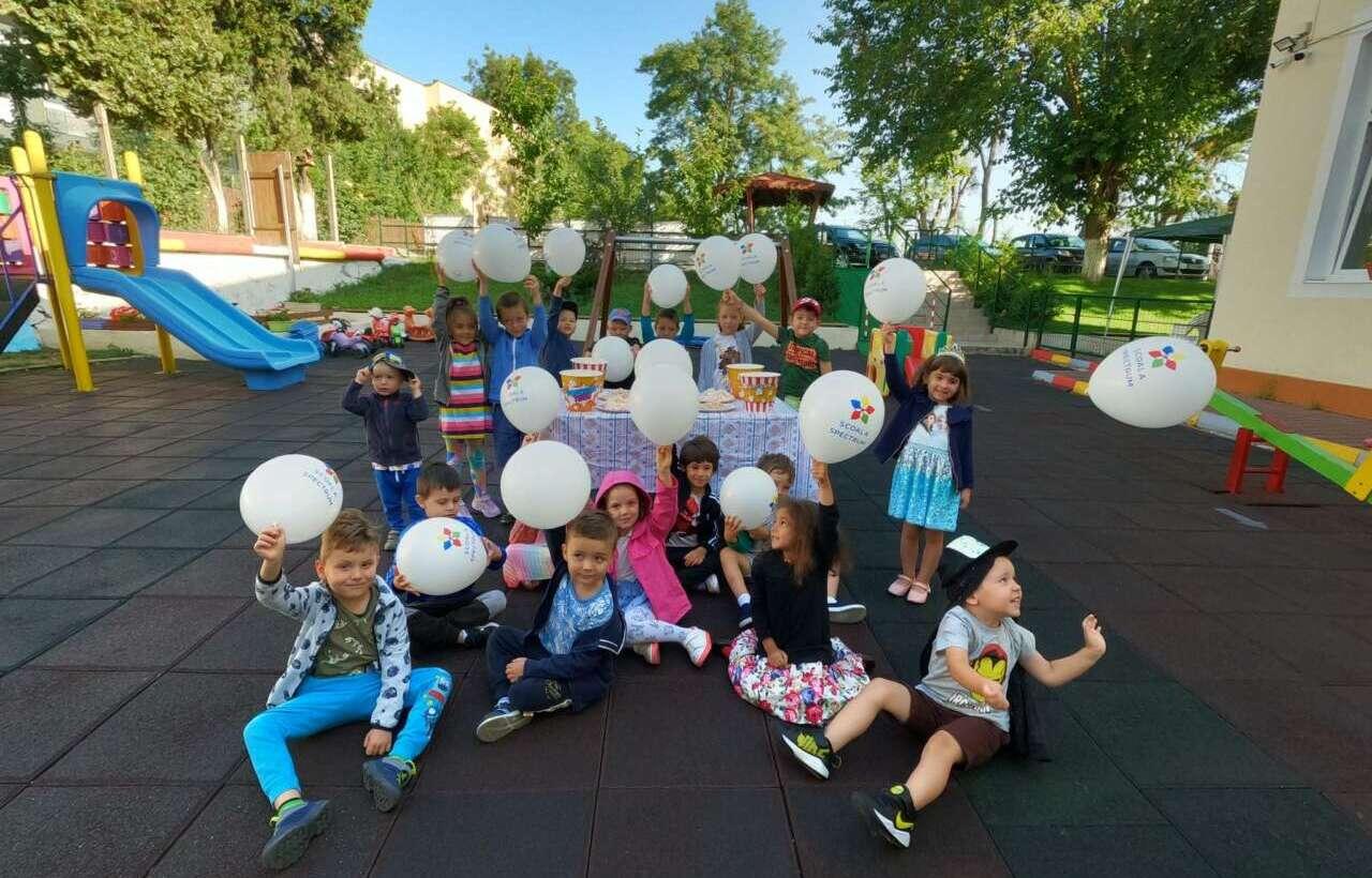 Grădinița de vară – Summers School`s Out