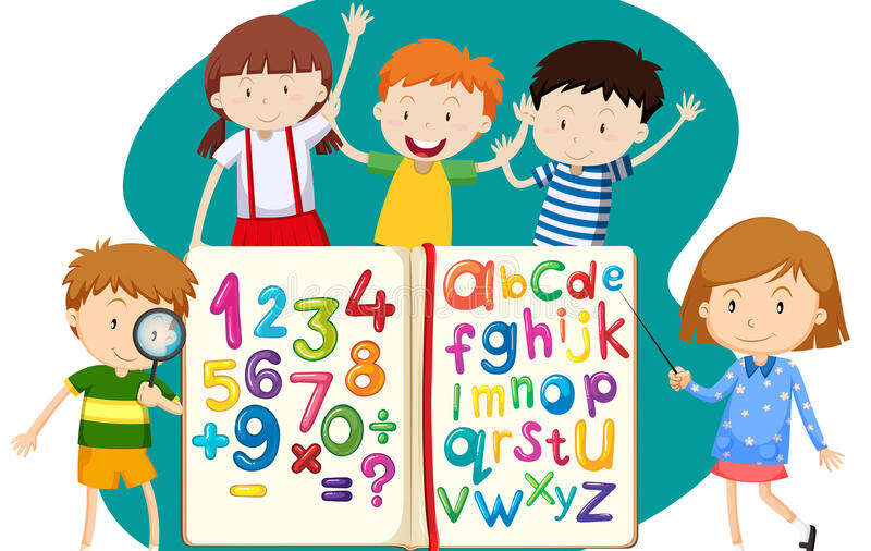 Matematică în engleză (Math in English) clasa 8